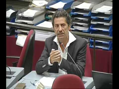 Roma - Audizione Commissaria per la concorrenza, Margrethe Vestager (10.09.15)