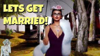 The big Wedding day | SECOND LIFE