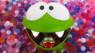 Om Nom Magic Orbeez Show NEW Episode Toys Adventures