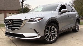 2016 Mazda CX-9 Signature AWD - Road Test & In Depth Review