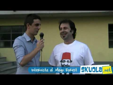 Ridi con Skuola: intervista al Mago Forest