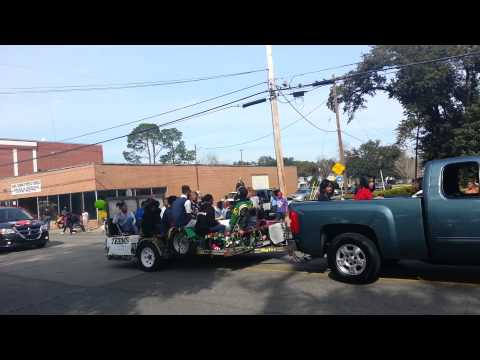 MLK PARADE LAKE CHARLES LA Jan. 21, 2013