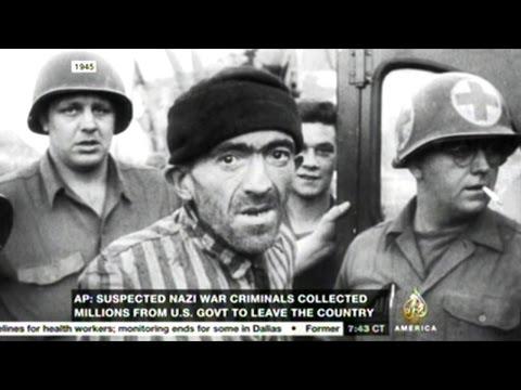 Dozens Of Nazi War Criminals Receive Millions In U.S. Social Security Benefits!