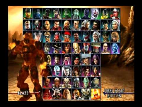 Release Mortal Kombat Armageddon Enhanced Mod Gameplay
