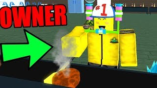 ROBLOX FAST FOOD SIMULATOR *BECOMING OWNER!*