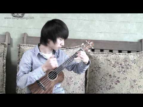(israel iz Kamakawiwoʻole) Over the rainbow - Sungha Jung video
