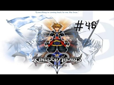 Let's Play Kingdom Hearts 2 [German/HD] #46 - Die Rose ist weg