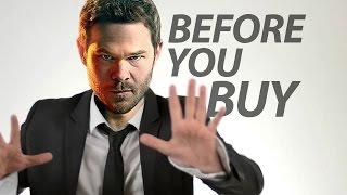 Quantum Break - Before You Buy