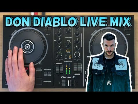 Don Diablo Live Mix 2017 | Pioneer DDJ-RB