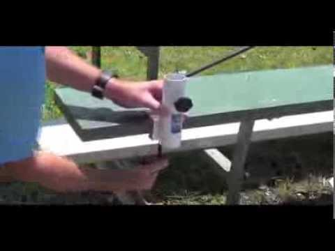 Umbrella Clamp Holder For Bleachers Tables Benches