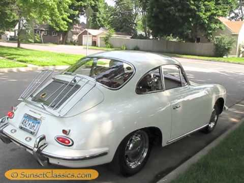 1964 Porsche 356 Sc For Sale Youtube