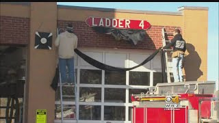 Outpouring Of Support From Community After Worcester Firefighter Dies In Line Of Duty