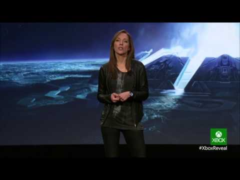 Halo Live Action TV Series Reveal  Xbox One Conference - World Premiere - 1080p