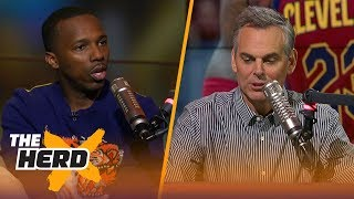 Klutch Sports Group founder Rich Paul joins Colin Cowherd in studio (Full Interview) | THE HERD
