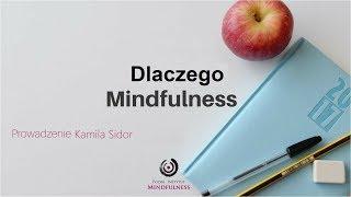 """II Konferencja """"Mindfulness w biznesie"""" Kamila Sidor"""