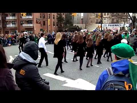 Buckley School of Irish Dance St. Paddy's Day