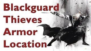 Skyrim - How to get  The Best Thieve Armor (Secret Blackguard Armor)