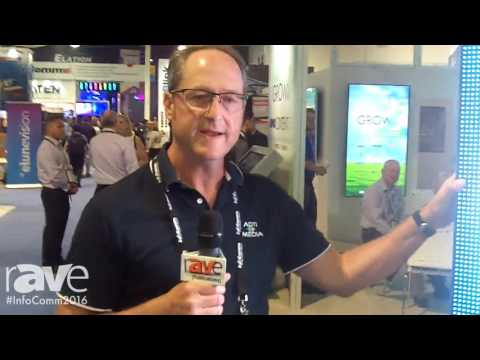 InfoComm 2016: Almo Pro A/V Shows SkyPanel Lightning Series Outdoor LED Display