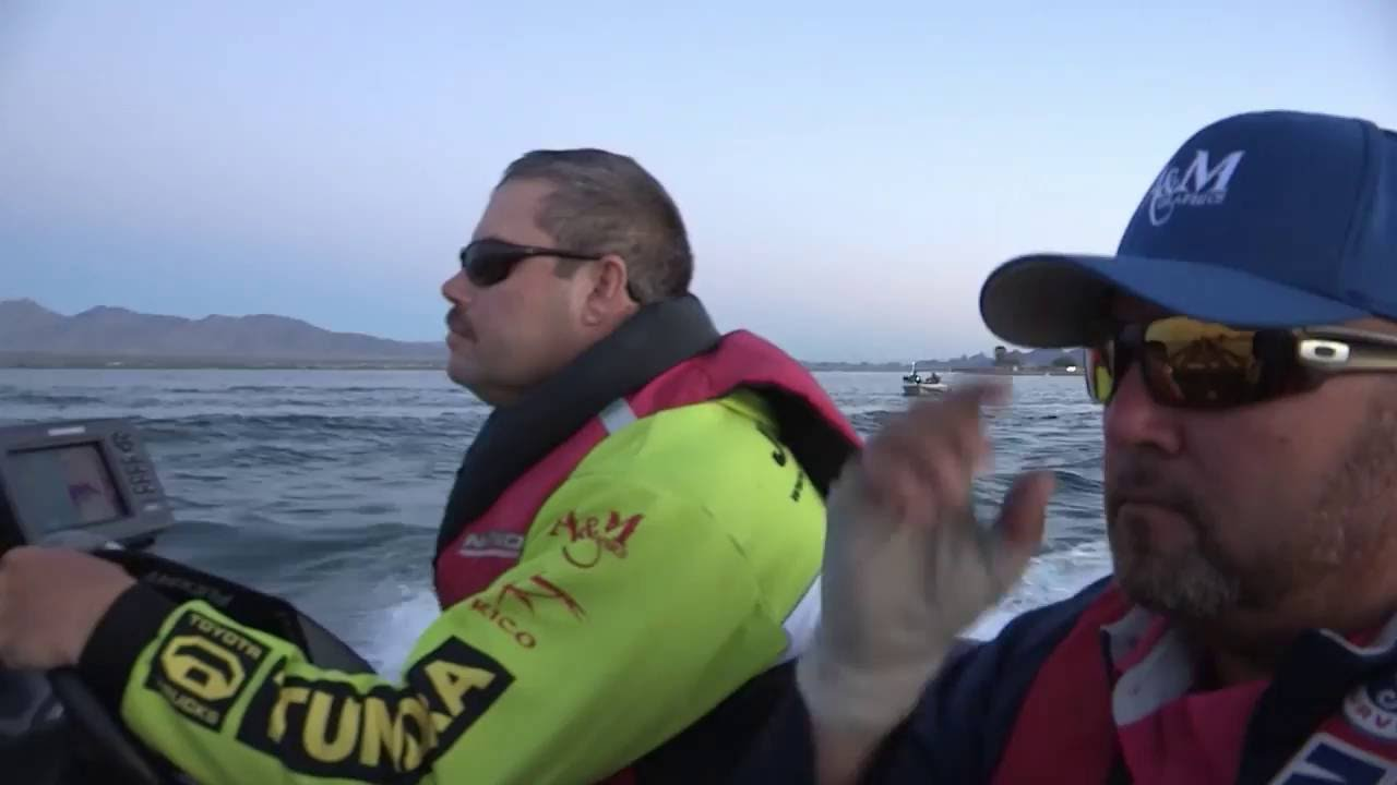 Fishing with johnny johnson lake havasu az ndash lucas oil for Johnny johnson fishing