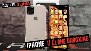 iPhone 11 Clone unboxing and Rant!