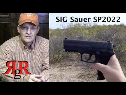 SIG Sauer SP2022 On the Range Review