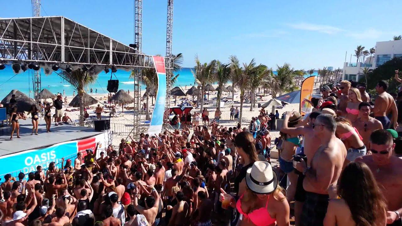 Spring Break Cancun 2013 Pictures Cancun Spring Break 2013