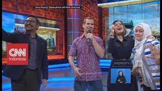 Download Lagu 'Raja Dangdut', dari Amerika, Aksi Lexis Mazerski Goyang CNN Indonesia Gratis STAFABAND