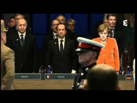 Jean Yves le Drian: ses premiers pas à la Défense