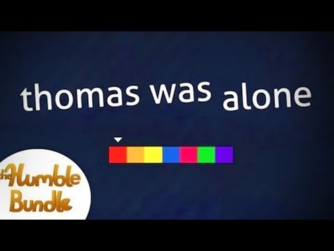 Thomas Was Alone video