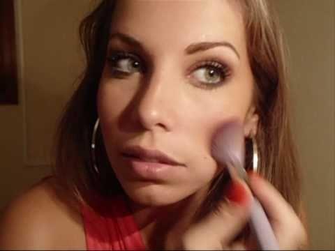 Maquiagem para o dia a dia , com Luciane Ferraes 02.11