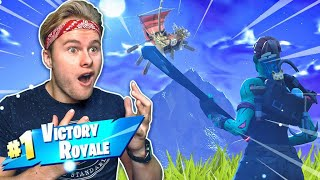 EEN MYSTERIEUS ITEM IN DE LUCHT?! - Fortnite Battle Royale (Nederlands)