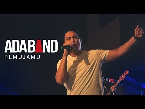 Ada Band - Pemujamu (live) Bass Nya Keren