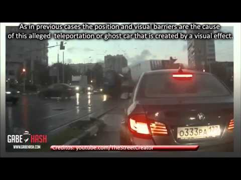GHOST CAR APPEAR IN RUSSIA? APRIL 21 2014 (EXPLAINED)