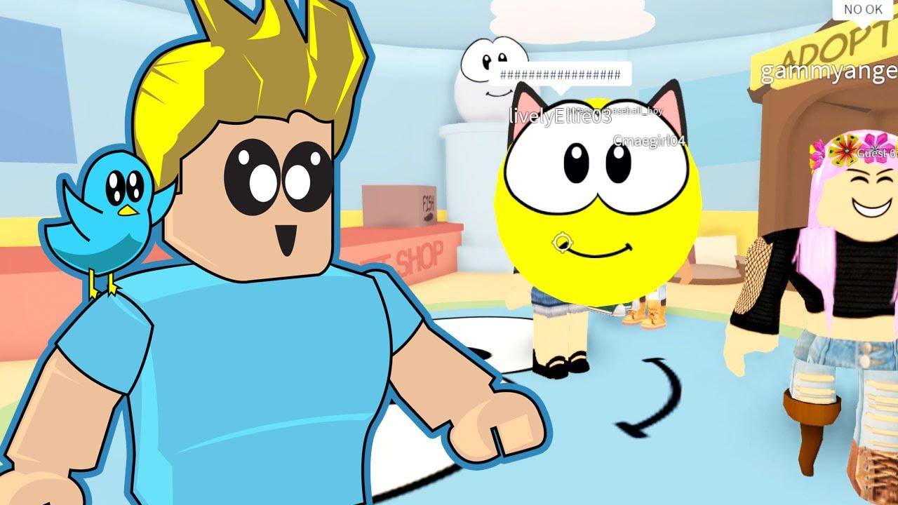 Roblox / Meep City / TacoCat Meep Pet! / Gamer Chad Plays
