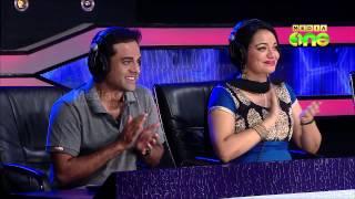 Pathinalam Ravu Seaosn2 (Epi80 Part2) Aparna singing in Comedy round