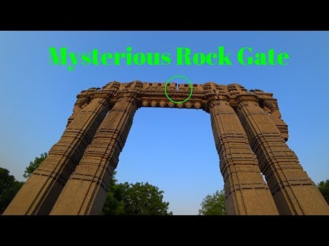 Ancient  Gates of Warangal Fort - A Giant Unsolved Mystery