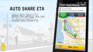 Scout for iPhone Update - OnMyWay ETA Sharing