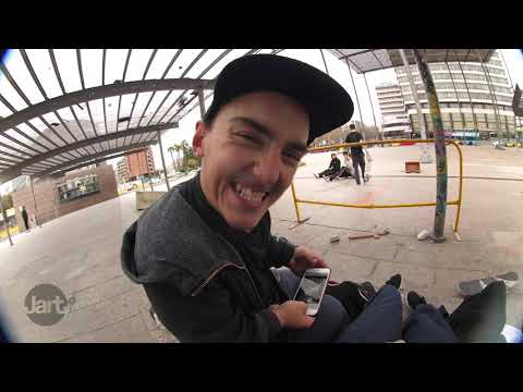 Jart Skatebards - Petar Stantchev