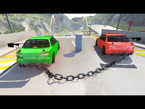 BeamNG Drive High Speed Jumps Compilation #2 (BeamNG Drive Crashes)