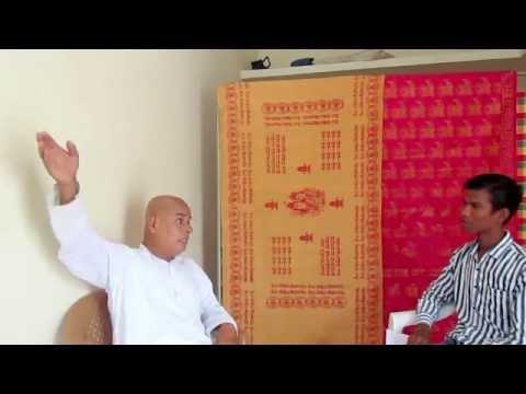 Telugu- Hyderabad- Sri Guruji explains eight limbs of Raja Yoga! Photo Image Pic
