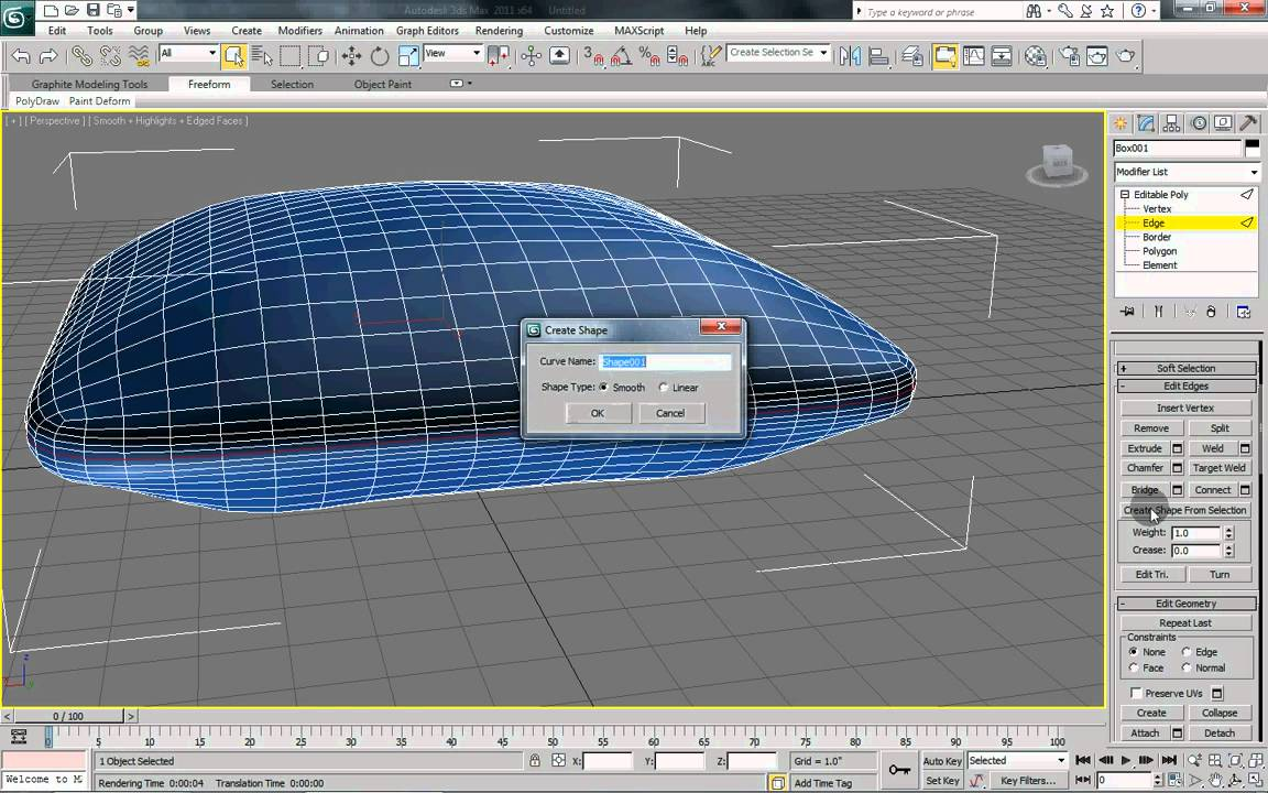 3ds Max Tutorial Modeling A Leather Throw Pillow Youtube