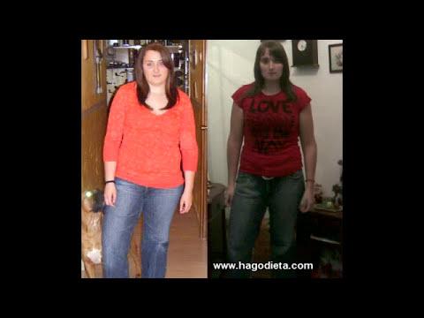 Fotos antes y despues adelgazar bajar de peso