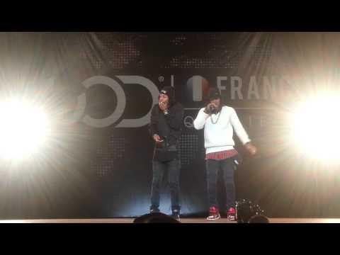Les Twins World Of Dance 2015 France Hd video