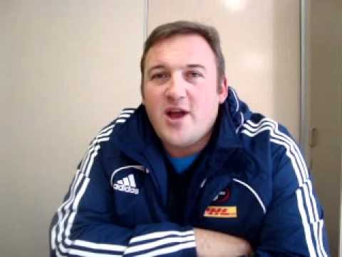 Stormers coach Matt Proudfoot on the June break | Super Rugby Video Highlights 2012 - Stormers coach