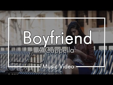 Boyfriend - Justin Bieber - Acapella Cover By Uiuc Chai-town - Official Cover Music Video video