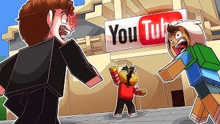 WE STORM THE YOUTUBE HQ TO STOP DEMONETIZATION FOREVER!