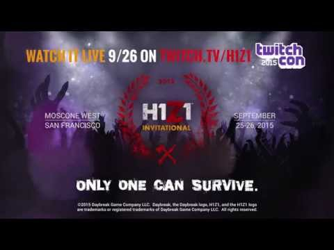 H1Z1 Invitational: Watch Live From TwitchCon