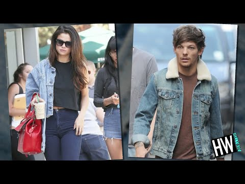 Selena Gomez Vs. Louis Tomlinson: Best Jean Jacket Look?! (Fresh Trend Showdown) thumbnail