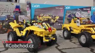 Stavebnice RC auta na dálkové ovládání