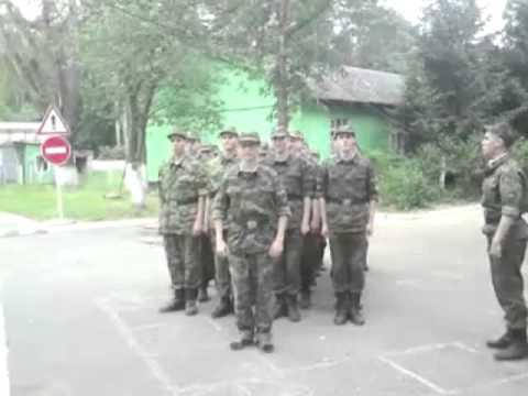 Russian Army: Sponge Bob Square Pants Song video